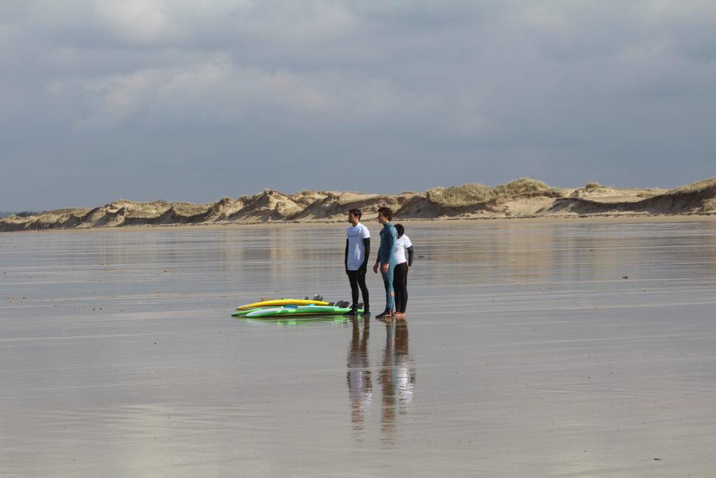 Dunes Surf School Hattainville VanaSurf